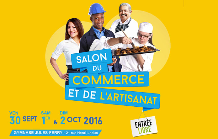 Salon du commerce et de l'artisanat